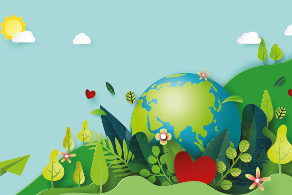 Milieuvriendelijk drukken in rotatie