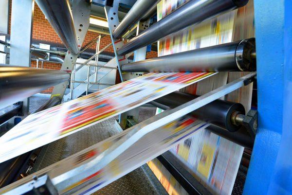 Papierindustrie (altijd) in beweging